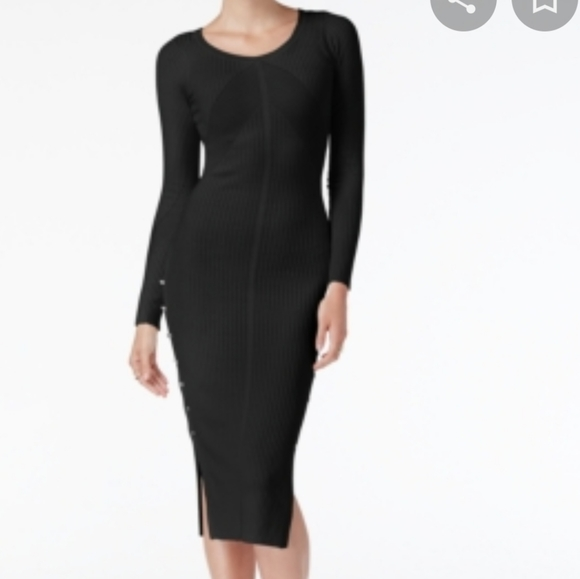 Guess Dresses & Skirts - Guess Rosy Midi Sweater Dress